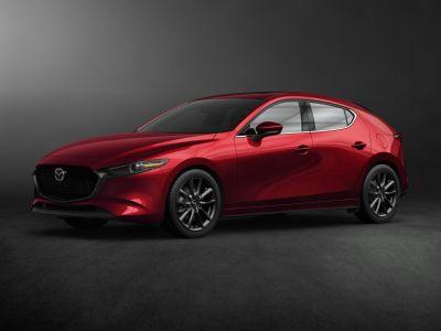 2019 Mazda Mazda3 (Machine Gray Metallic)