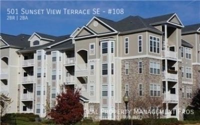 2 Bedroom Patio Level Condo- No Stairs!