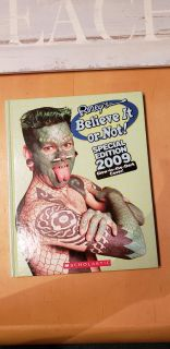 Ripley's believe it or not special edition 2009 glow in the dark cover