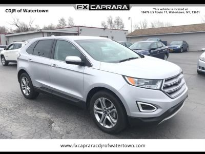 2018 Ford Edge Titanium (Magnetic Metallic)