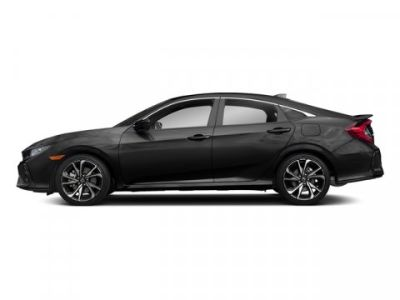 2018 Honda Civic Si Sedan (Crystal Black Pearl)