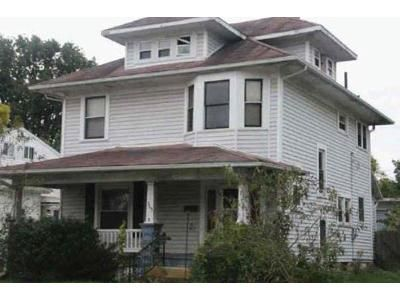 3 Bed 1 Bath Foreclosure Property in Springfield, OH 45503 - E Cecil St