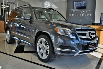 2015 Mercedes-Benz GLK GLK 350 4MATIC (Palladium Silver Metallic)