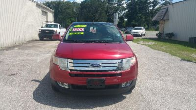 2009 Ford Edge SEL (RED)