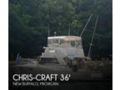 Chris-Craft - 36 Sports Cruiser