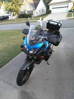 2015 Suzuki V-STROM 650 ABS