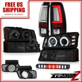 Sell 2003-2006 Silverado Tail Lamps Bumper Light Roof Cargo Fog Headlamps Neon Tube motorcycle in Walnut, California, United States, for US $490.79