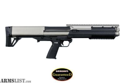 For Sale: KSG (Kel-Tec ShotGun). RARE TITANIUM color. Brand new. These baby's are really BAD to the BONE!!!