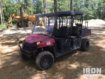 2013 Polaris Ranger Crew 4x4 Utility Vehicle