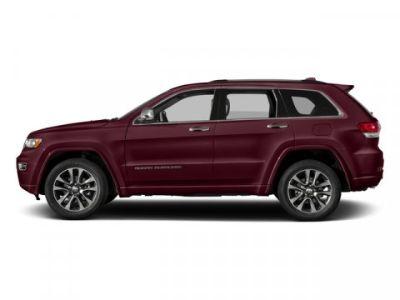 2018 Jeep Grand Cherokee Overland (Velvet Red Pearlcoat)