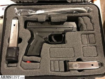 For Sale/Trade: XD45 Mod 2 Sub Compact with Sig Sauer Tactical Laser