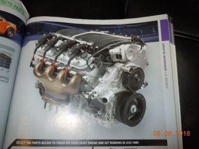 Crate LS7 Engine 505HP