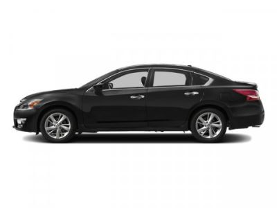 2015 Nissan Altima 2.5 (Super Black)