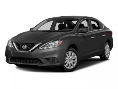 2016 Nissan Sentra S (Fresh Powder)