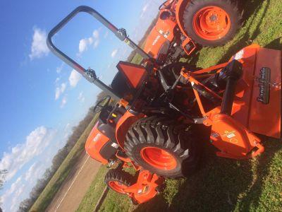 2017 Kubota B2650HSD Tractors Lawn & Garden Bolivar, TN