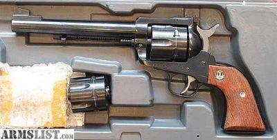 For Trade: Ruger blackhawk 357 mag/9mm