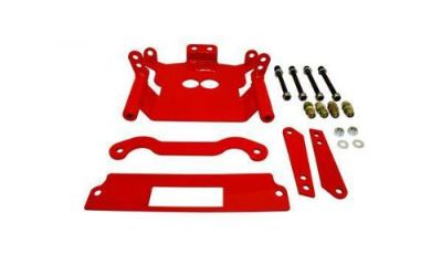 Find DragonFire Front Gusset Kit RZR XP Red (16-1920) motorcycle in Holland, Michigan, United States, for US $299.99