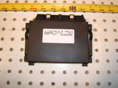 Purchase Mercedes W210/W202 SIEMENS Auto transmission Controller 1 Computer,A0245458132 motorcycle in Rocklin, California, United States, for US $388.00