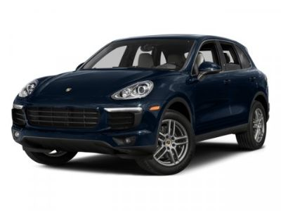 2016 Porsche Cayenne Base (Black)