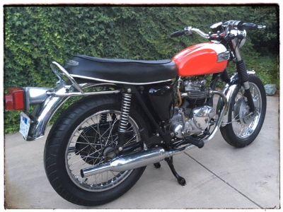 1973 Daytona T100R