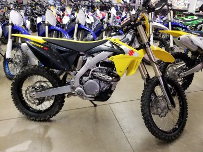 2017 Suzuki RMX450Z Motorcycle Off Road Canton, OH