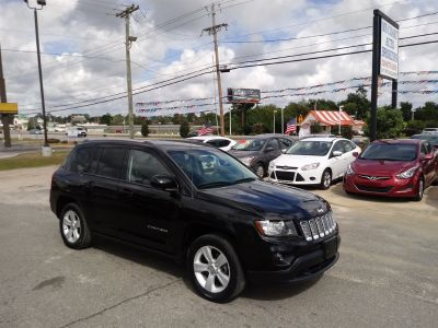 2014 Jeep Compass Latitude (Black)