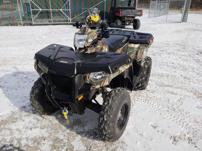 2013 Polaris Sportsman 500 HO ATV Sport Utility Pierceton, IN