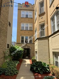 2 Bed 2 Bath Garden Unit West Edge of Wicker Park