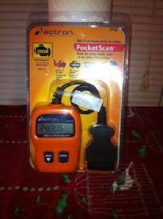 $40 actron pocket scaner