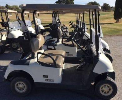 2014 E-Z-Go RXV Gas Powered Golf Carts Otsego, MN