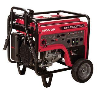 2018 Honda Power Equipment EM5000S Residential Escanaba, MI