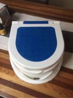 Toddler Step Stool / Potty Chair