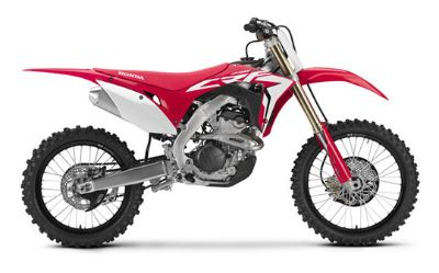 2019 Honda CRF250R Motocross Motorcycles North Reading, MA