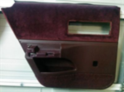 Parts For Sale: caprice rear door panels l/r