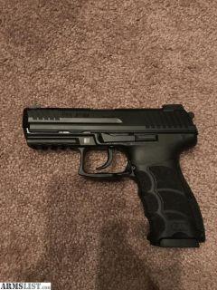 For Sale/Trade: Custom HK P30 9mm