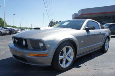 2009 Ford Mustang GT Deluxe (SIL)