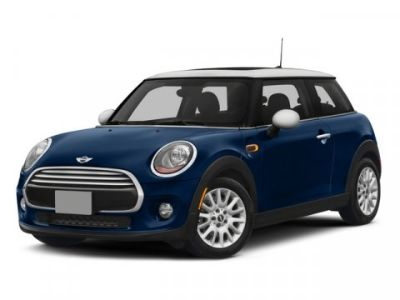 2015 MINI Cooper Base (White)