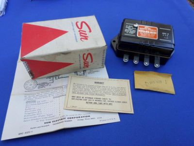 Purchase NOS Sun EB-9A Tachometer Tach Transmitter Sender 1961-64 Impala SS 409 motorcycle in Waukee, Iowa, US, for US $9.99
