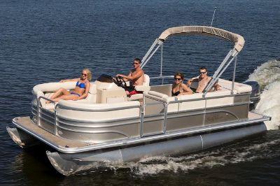 2014 SunChaser Classic Cruise 8520 Pontoons Boats Lagrange, GA
