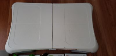 PRICE FIRM. WII FIT BOARD/ EXTENSION AND ACCESSORIES AND GAMES