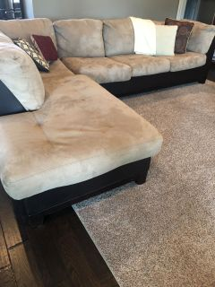 Sectional Sofa w/ bed