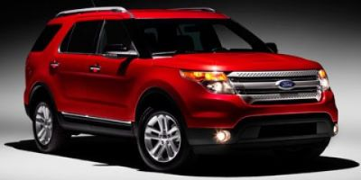 2013 Ford Explorer XLT (WHITE DIAM)