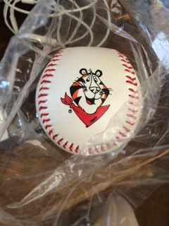 Tony The Tiger Promotion Major League Baseball Kellogg