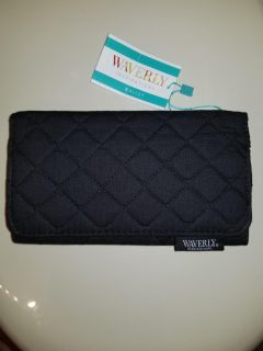 Waverly Quilted Trifold Wallet NWT