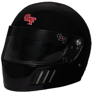 Sell G-FORCE 3123MEDBK GF3 Race Helmet Full Face Medium Black SA2015 motorcycle in Suitland, Maryland, United States, for US $249.99
