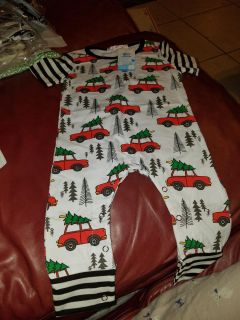 New! Christmas Vacation inspired jumper 12M
