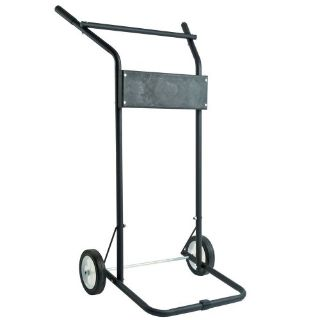 Find 85 lb Outboard Boat Motor 15hp Engine Stand Carrier & Dock Cart Dolly OMC-85 motorcycle in West Bend, Wisconsin, United States, for US $69.99