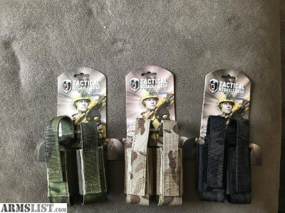 For Sale: TAG Double Mag Pouches