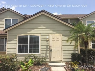 Single-family home Rental - 769 Orchid Dr - LOCKOUT