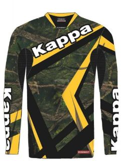 Find Can-Am Kappa Combat Tech Long Sleeve Jersey - Vert/Yellow motorcycle in Sauk Centre, Minnesota, United States, for US $49.99